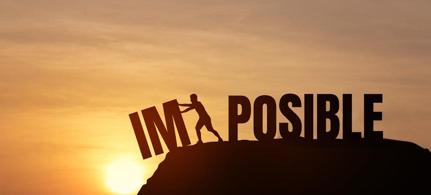 Lo imposible, por la fe