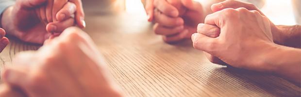 Una cadena de oración para vencer los problemas espirituales