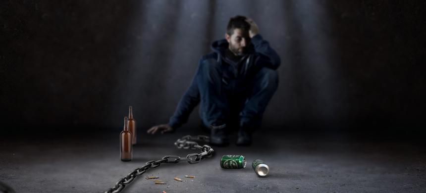 Rompa las cadenas que han atado su vida al sufrimiento del vicio