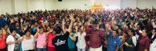 Concentración de Fe y Milagros en Manta
