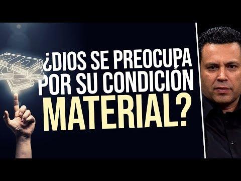 ¿Dios se preocupa por su condición material?