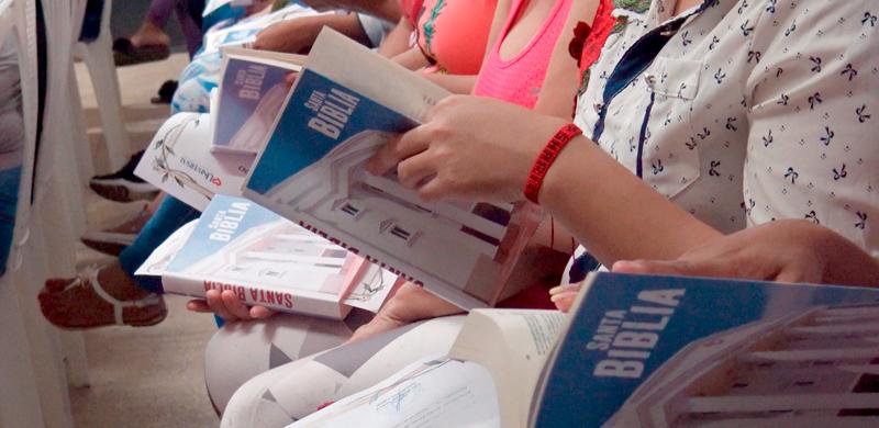 ACTIVIDADES EN EL Centro de Privación de Libertad Femenino de Guayaquil