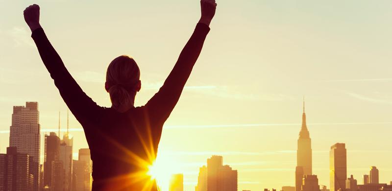 ¿Quiere tener éxito? Comience con actitudes