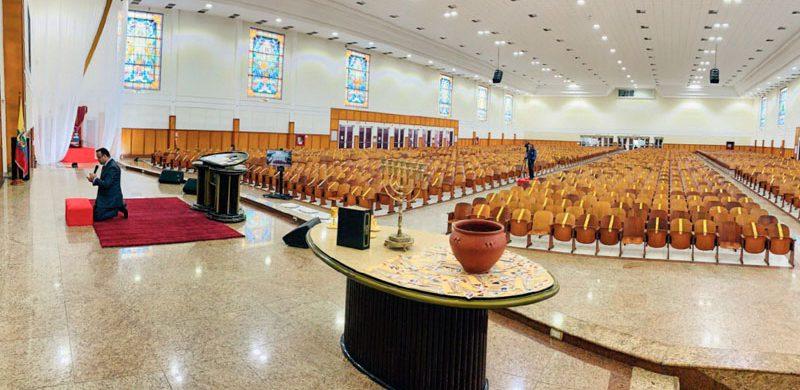 La Fe y el Altar no están en cuarentena
