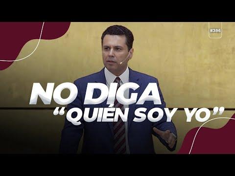 """NO DIGA """"QUIÉN SOY YO"""" – MIRE HACIA EL """"YO SOY"""""""