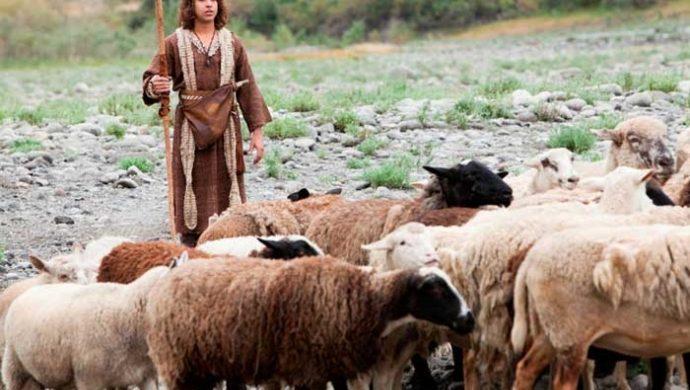 5 hijos ejemplares de la Biblia